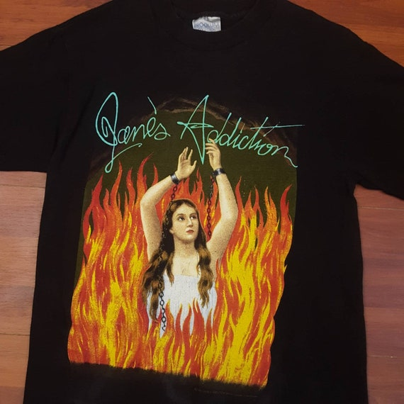 1989 1990 Janes Addiction Ritual De La Habitual T… - image 3