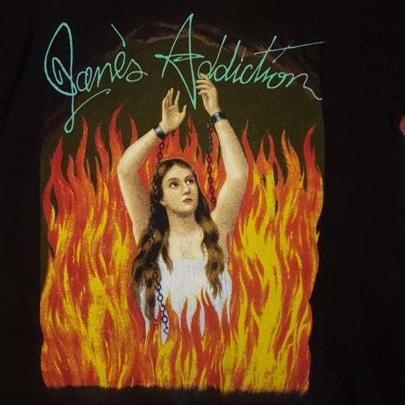 1989 1990 Janes Addiction Ritual De La Habitual T… - image 5