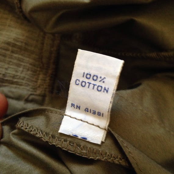 80's Ralph Lauren Polo Bomber - Fits like Large -… - image 6
