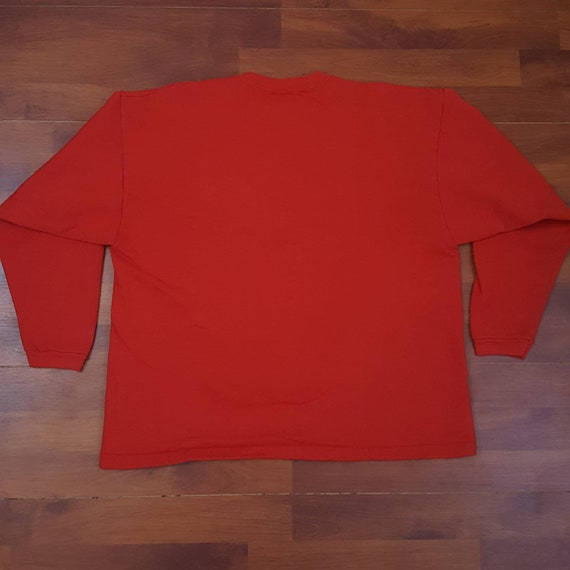 1980's Rare Guess One Size Fits All Sweatshirt - … - image 2