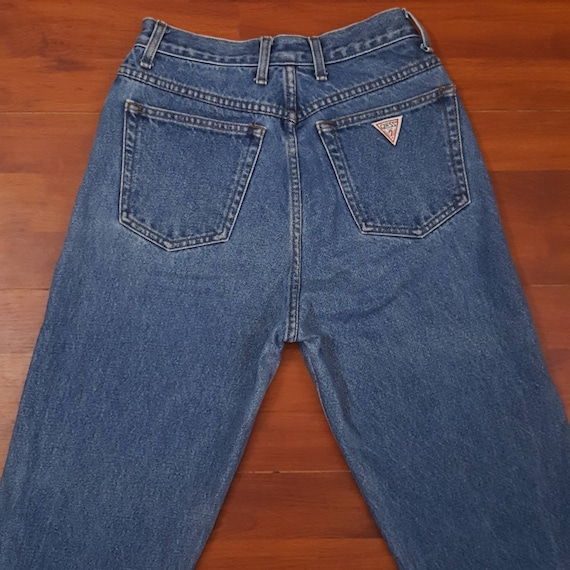 80's Georges Marciano for Guess Jeans - Fit Like 2