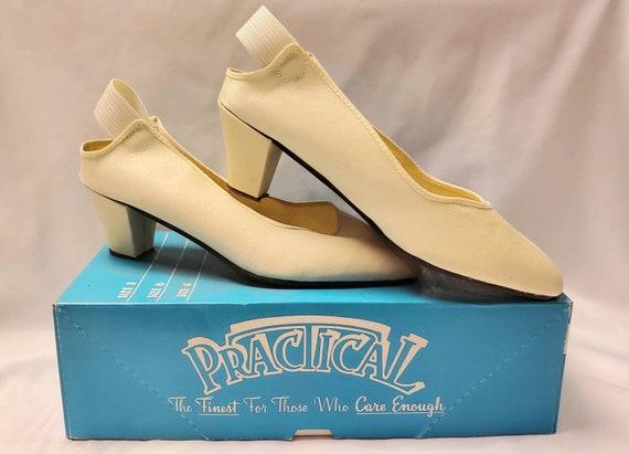 Vintage 1970's Funeral Dress Shoes - Oddities - Fu