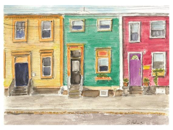 Ville portuaire sur la côte atlantique, dans lEst du Canada, Halifax est la capitale de la Nouvelle-Écosse.