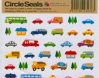 Truck Stickers - Car Stickers - Kawaii Japanese Stickers - Reference C1818-19C5391-92