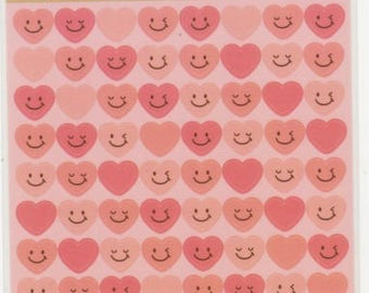 Heart Stickers - Kawaii Japanese Stickers - Reference C3766