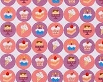 Cake Stickers - Icecream Stickers - Japanese Stickers  - Reference C3395C5283