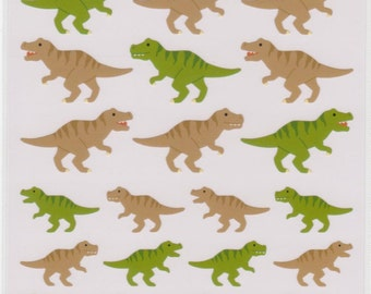 Dinosaur Stickers - Mind Wave Stickers - Reference A1345