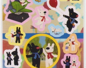 Gaspard and Lisa Stickers - Reference S2615