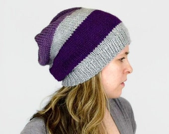 860fa9f1161 Knitted Slouch Hat