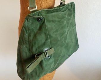 Military/bag/shoulder bag/messenger bag/army/Swedish/Sweden/rucksack/boho