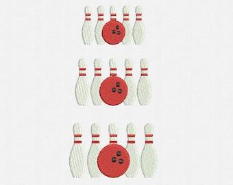 Mini bowling ball | Etsy