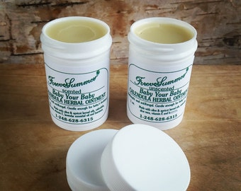 Baby Your Baby Natural Calendula Ointment (Scented & Unscented)