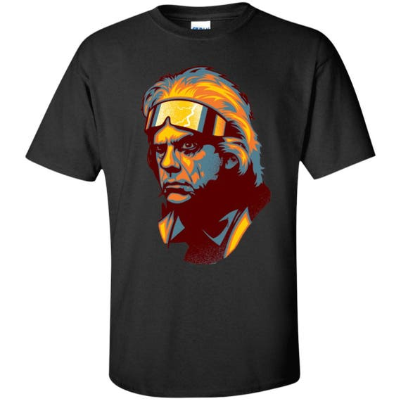 Doc Brown Unisex T-shirt - S to 6XL