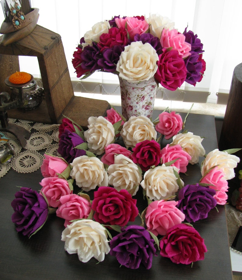 Dark Purple Wedding Decorations With Wedding Flowers For