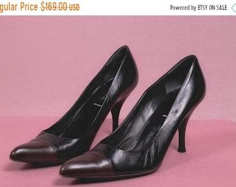 56e5cb2749202 Prada heels pumps | Etsy