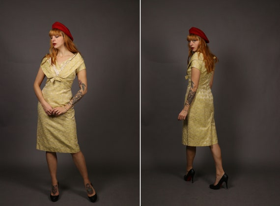 1950's cocktail dress -