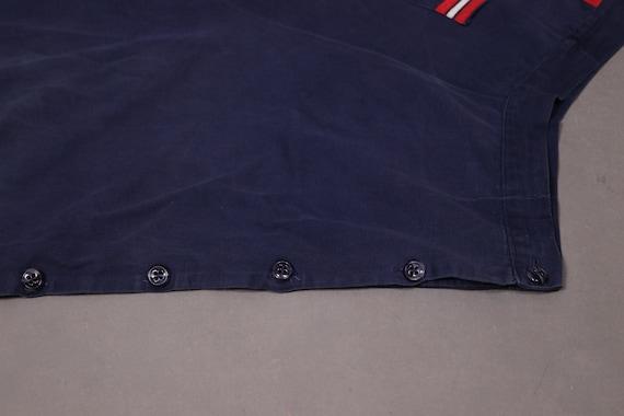 1930's Blue and Red Beach Pants - 30's Beach Paja… - image 10