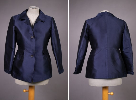 Sale was 344 now 250 1990's JIL SANDER Silk Blazer