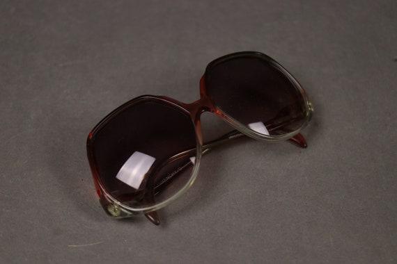 1960's GIVENCHY Oversized sunglasses