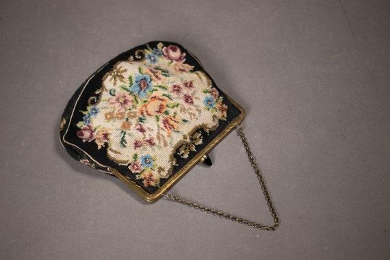 1900's Crochet Clutch - Victorian Little Needle Wo