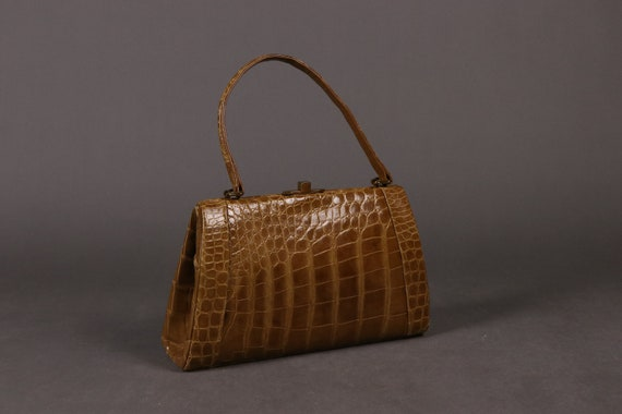 1940s-1950s Beverly Bag