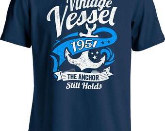 65th Birthday Gift For Men Present Nautical Sailing Age 65 Gifts Mens MD 633