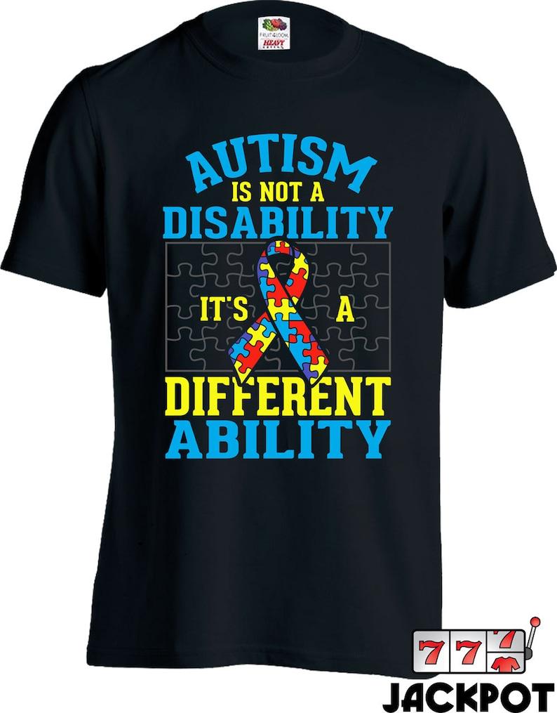 ddd14cbaf Autism Awareness Shirt Autism Awareness Month T Shirt Autism T   Etsy