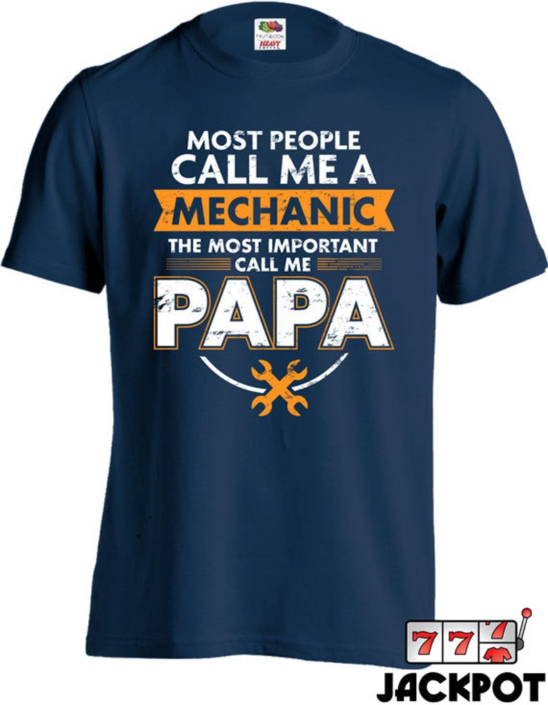 0ae8ea2f Funny Dad Shirt Fathers Day T Shirt Most People Call Me A | Etsy