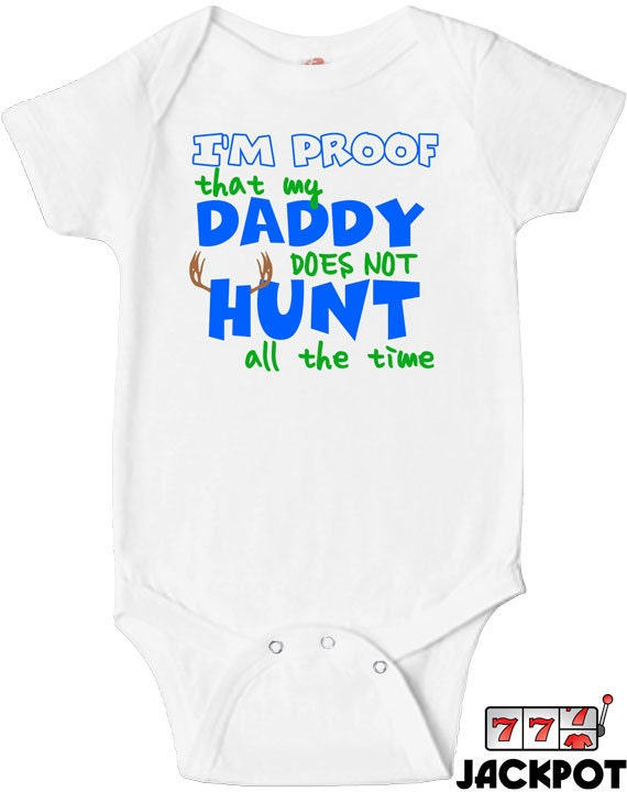 Cute Baby Clothes Bodysuit Funny Gift For Dad Adorable One Piece Creeper Romper