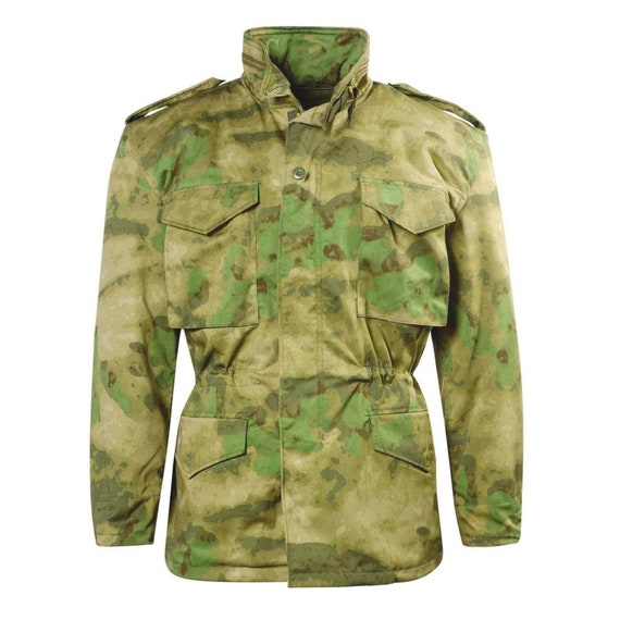M65 Field Jacket ATACS FG
