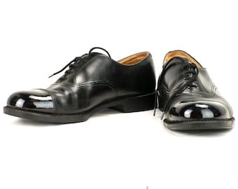 British Army Mess Dress Leather Shoes
