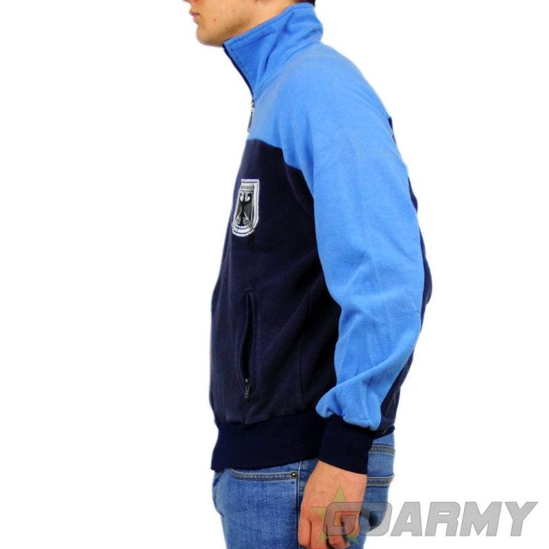 German Army Retro Sports Training Sweatshirt