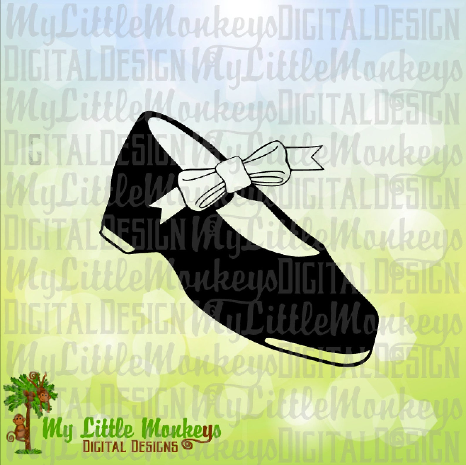 irish dance, tap, jazz and ballet dance shoes silhouette designs commercial use svg cut file and clipart instant download