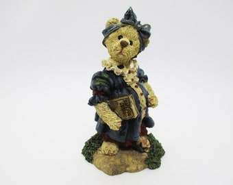 Boyd's Bears Figurine - Style #2282 Momma McBear...Anticipation - Maternity Pregnant Expecting - Bearstone Collection Boyd's Bears & Friends
