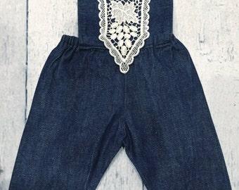 aba1c4009aad Baby girl overalls