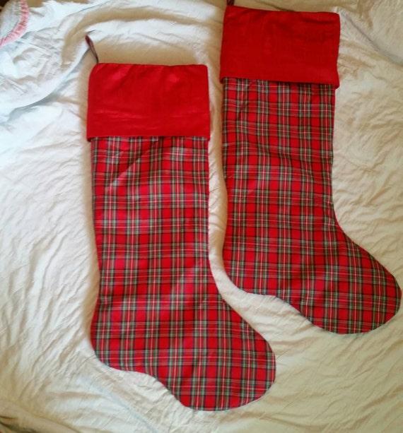 image 0 - Extra Large Christmas Stockings