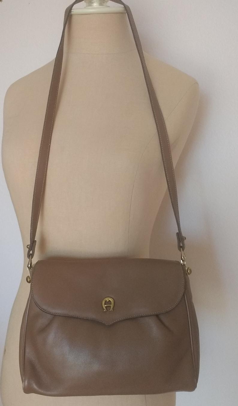 f2e8f7ae826e Etienne Aigner. Etienne Aigner Handbag. Vintage Handbag.