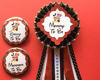 Mickey Mouse Baby Shower Etsy