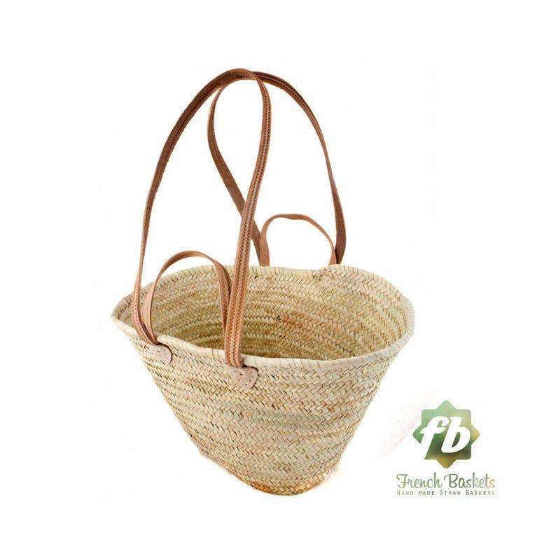 1f655a25c4 Straw bag French Basket Moroccan Basket french market