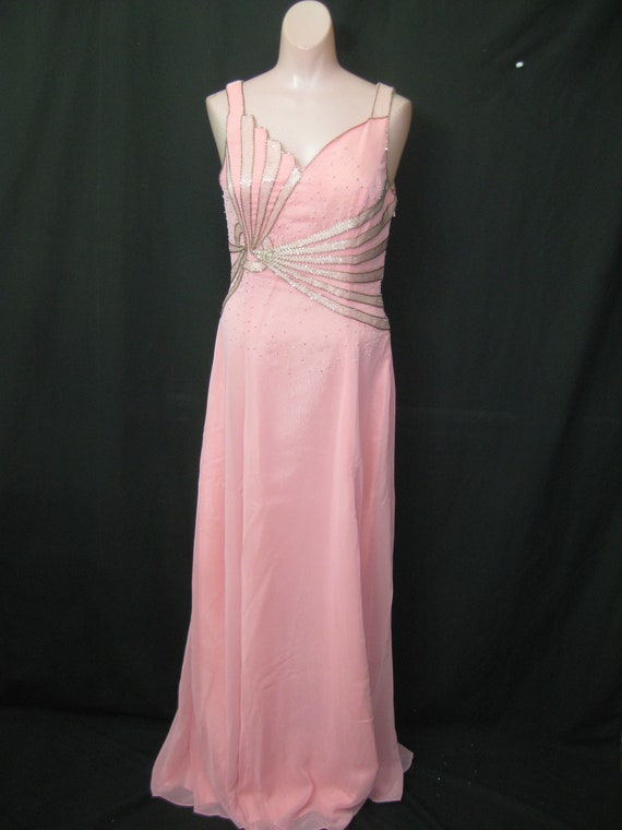Pink gown#04