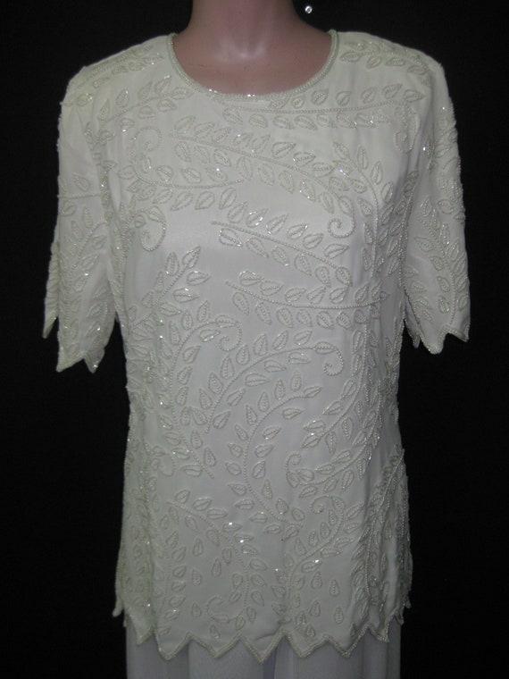 White blouse#1003