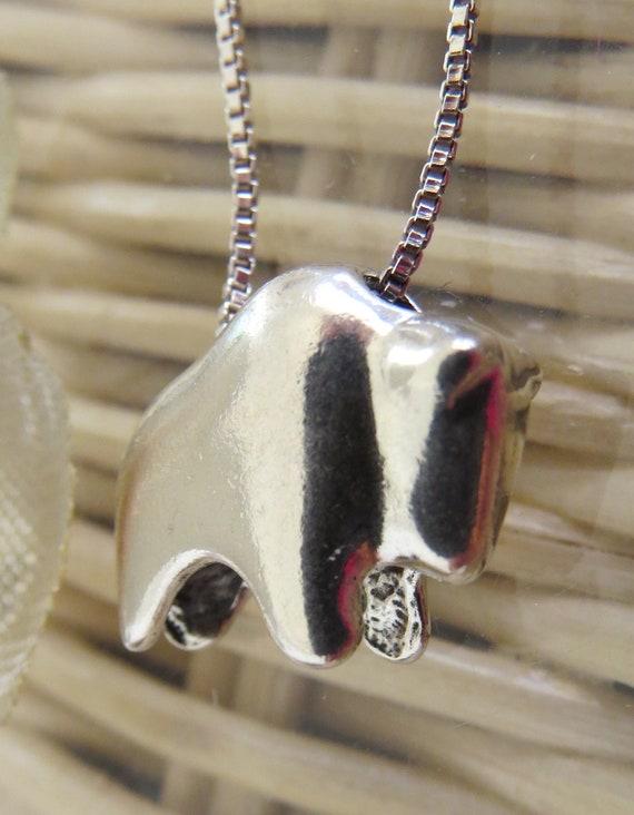 Jewelry Trends Mothers Day Southwestern Open Flower Heart Sterling Silver Pendant