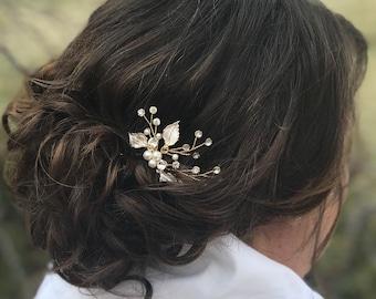 Bridesmaid Hair Pins, Bridesmaid Hair Accessory, Bridal Party Gift, Gift Idea, Wedding Favors, Bridal Gift,