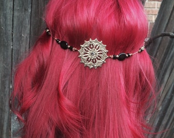 Unique Hair Accessory Perfect For Festival Style, Simply Clips In, Boho Gift