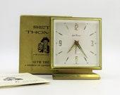 Seth Thomas Tripmate 40 Hour Travel Clock No 903