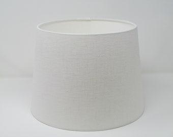 White lampshade | Etsy