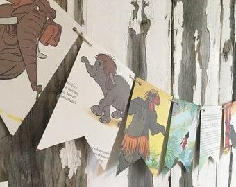 This Will Take Brains Childrens Nursery Artwork Jungle Book