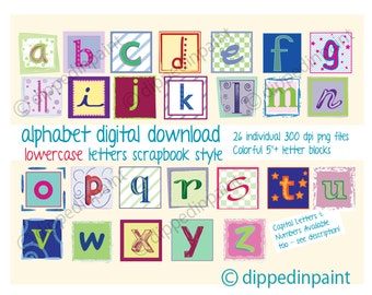 alphabet baby block letters png 53 inch each digitalprintable colorful alphabet blocks baby child