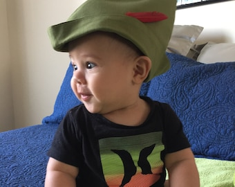 Peter Pan Hat for Baby c61a4c0d0503