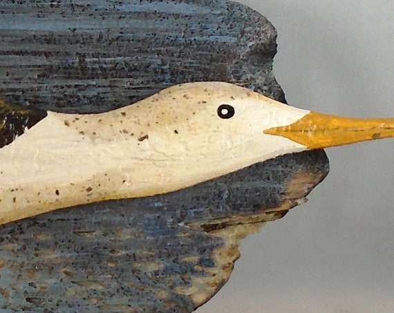 Driftwood Shorebird wall art